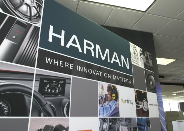 Moon Kochis shoots for Harman International