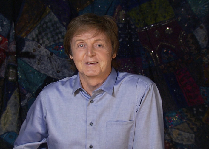 Moon Kochis interviews Paul McCartney for Showtime Networks