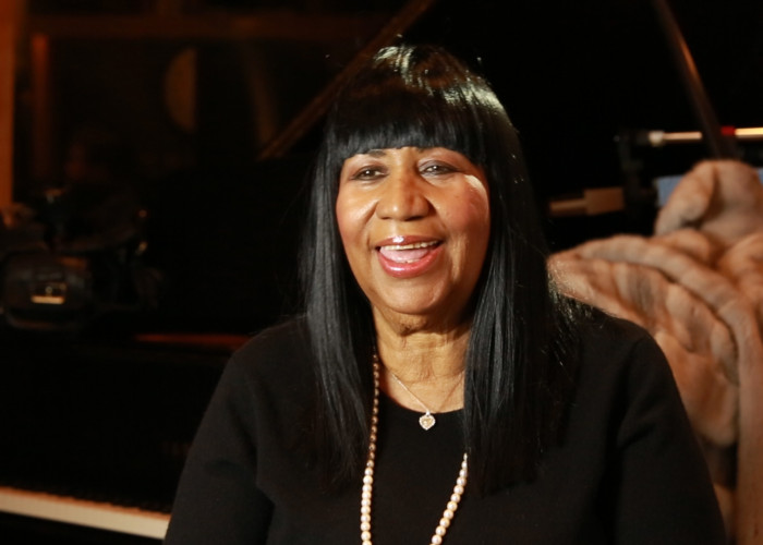 "Moon Kochis captures ""The Queen of Soul"" Aretha Franklin for BET"