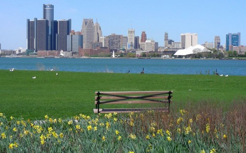Moon Kochis supplies AV equipment and crew for annual Daffodil Day on Belle Isle Luncheon