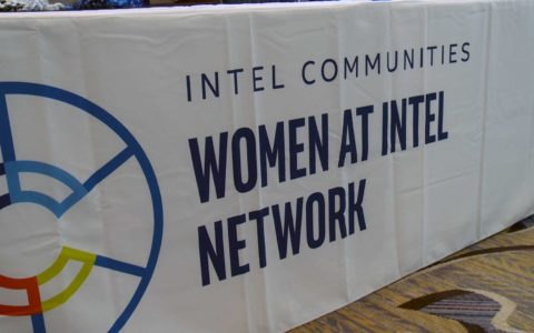 Moon Kochis shoots for 2019 Women @ Intel Network (WIN) Conference